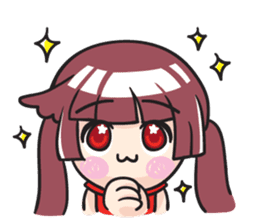 SHIRYOUKO's daily life English ver. sticker #8001227