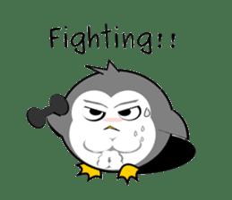 THUG PENGUIN sticker #8005233