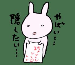 Try study hard sticker #8005303