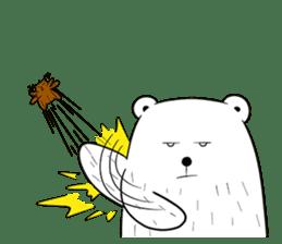 Boobaa Bear sticker #8008459
