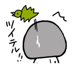 Medashi boy sticker #8019137