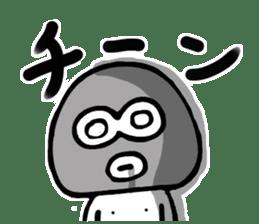 Medashi boy sticker #8019143