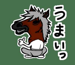 Medashi boy sticker #8019159