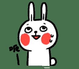 Lazy Rabbit & Mr.Chu 2 sticker #8027249