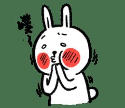 Lazy Rabbit & Mr.Chu 2 sticker #8027273