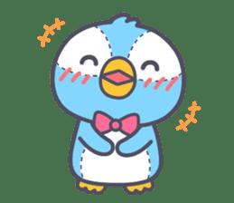 Cute-penguin sticker #8034108