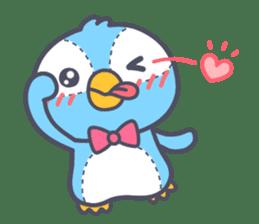 Cute-penguin sticker #8034118