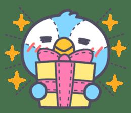 Cute-penguin sticker #8034121