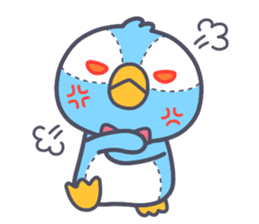 Cute-penguin sticker #8034128