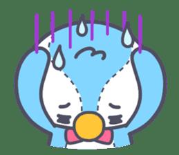 Cute-penguin sticker #8034130