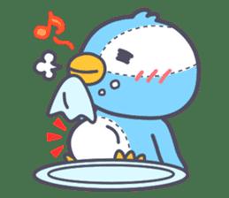 Cute-penguin sticker #8034134