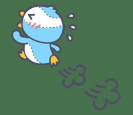 Cute-penguin sticker #8034142