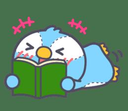 Cute-penguin sticker #8034144
