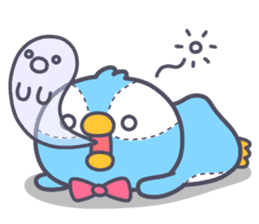 Cute-penguin sticker #8034146