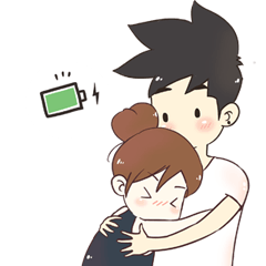 """ I love you "" Tonmai & Jenny  Eng ver."