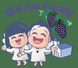 Ann & LeLe sticker #8050288