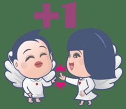 Ann & LeLe sticker #8050290