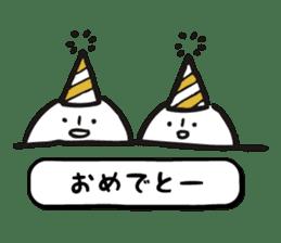 Happy Birthday!! 2 sticker #8051019