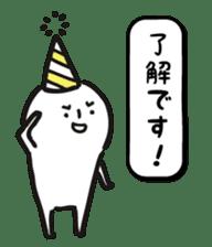 Happy Birthday!! 2 sticker #8051024