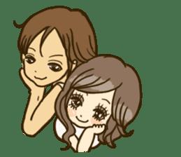 Cute Couples3 sticker #8060443