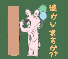 Mask boy sticker #8066192