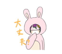 Mask boy sticker #8066195