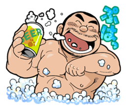 AWAKUMA BUBBLE BEARS !! sticker #8066725