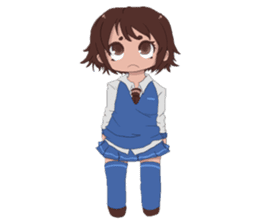 Cute Anime Girls For Your Everyday Life! sticker #8067277