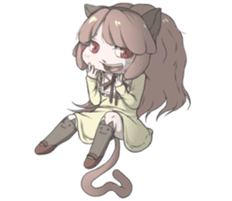 Cute Anime Girls For Your Everyday Life! sticker #8067299