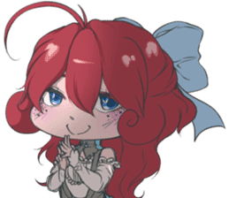 Cute Anime Girls For Your Everyday Life! sticker #8067307