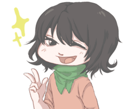 Cute Anime Girls For Your Everyday Life! sticker #8067314