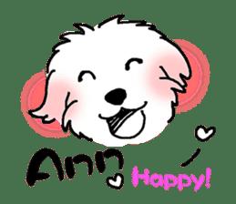 Happy Puppies 2 sticker #8075468