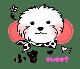 Happy Puppies 2 sticker #8075472