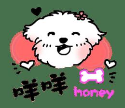 Happy Puppies 2 sticker #8075480