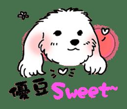 Happy Puppies 2 sticker #8075491