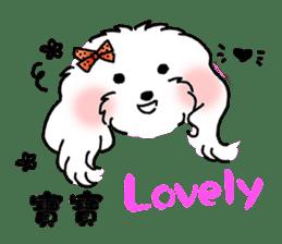 Happy Puppies 2 sticker #8075495