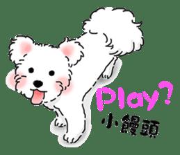 Happy Puppies 2 sticker #8075507
