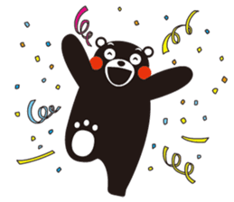Official Kumamon Stamp sticker #8076213