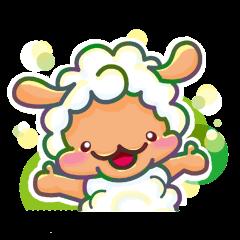 Sheep of Hii-chan
