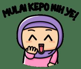 Little Hijab sticker #8077552