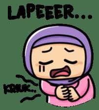 Little Hijab sticker #8077580