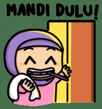 Little Hijab sticker #8077583