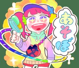 Kawaii Kirakira Girls sticker #8078908