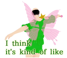 Fairy Danna (English) sticker #8084756