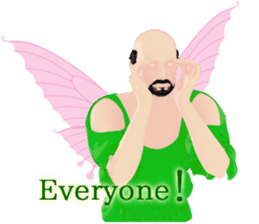 Fairy Danna (English) sticker #8084772