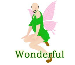 Fairy Danna (English) sticker #8084774
