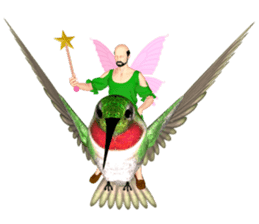 Fairy Danna (English) sticker #8084777
