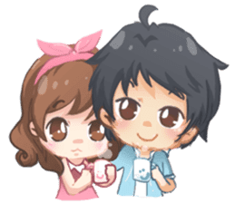 Love Memory sticker #8084844