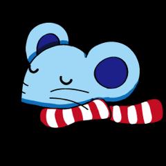 Nezumi-kun 2 (the mouse)