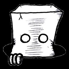 The Paper Bag Hero